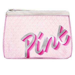 VS PINK Bubble Makeup Case